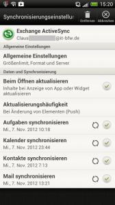 HTC One S mit Android 4.0.4 und HTC Sense 4.1