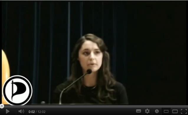 Redebeitrag von Katharina Nocun beim Landesparteigag