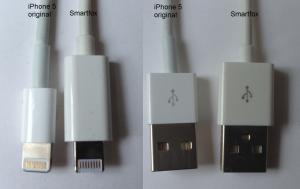 Vergleich der Lightning-Kabel