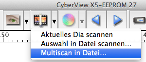Multiscan in Datei...