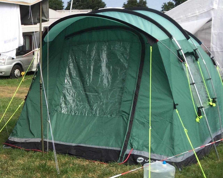 vorstellung meiner camping ausr stung teil 1 mein zelt. Black Bedroom Furniture Sets. Home Design Ideas