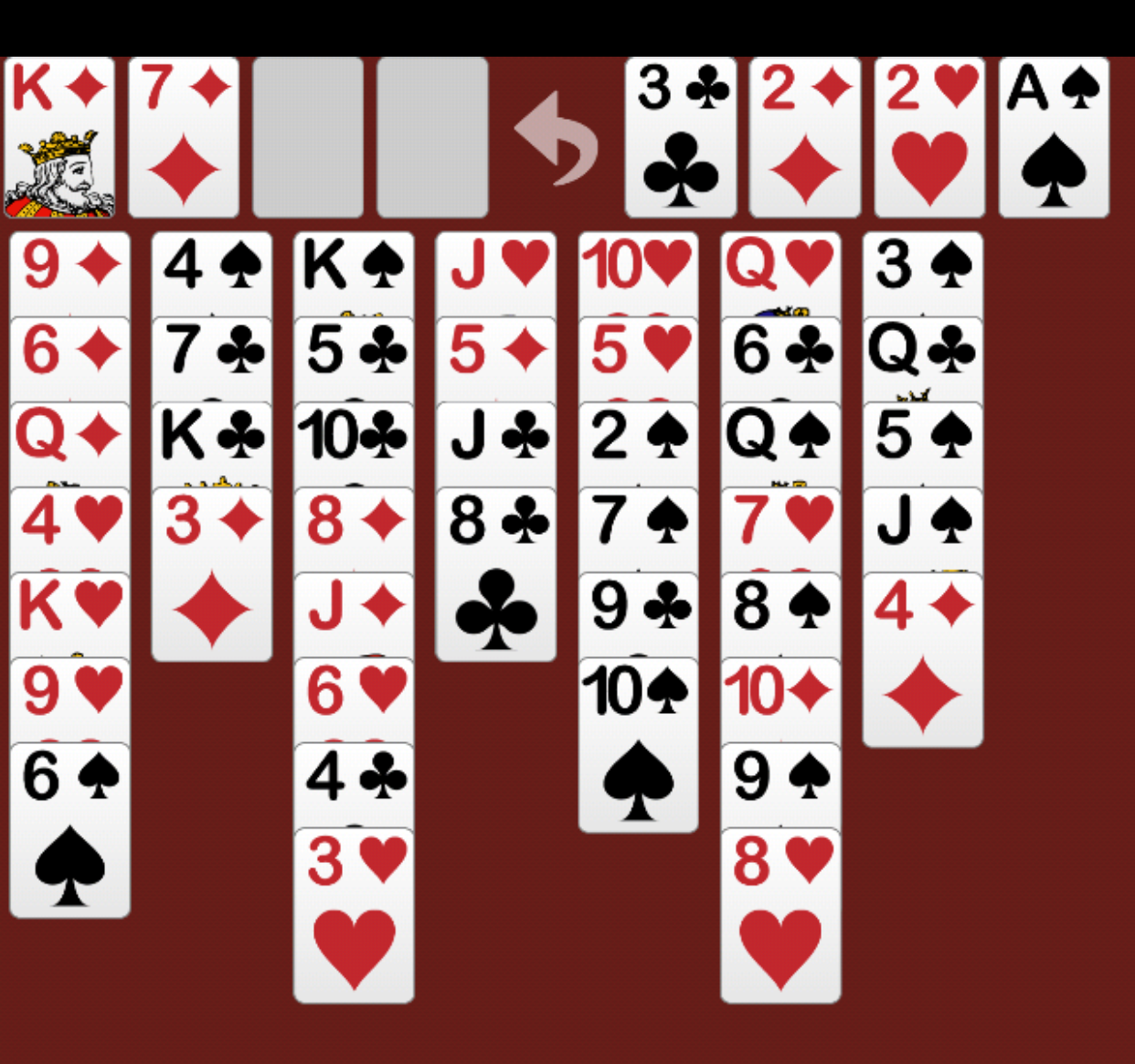 Freecell Pro Version 3.0